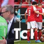 আপাতত স্থিতিশীল এরিকসন: ড্যানিশ তারকার জন্য প্রার্থনায় গোটা ফুটবল বিশ্ব
