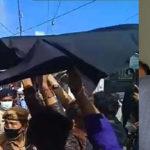 উত্তরবঙ্গে রাজ্যপাল, কালো পতাকা দেখালেন তৃণমূল কর্মীরা