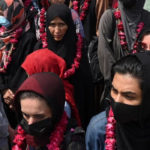 তালিবান জুজু: দেশত্যাগ করে পাকিস্তান পৌঁছলেন আফগানিস্তানের যুব মহিলা দলের ফুটবলাররা