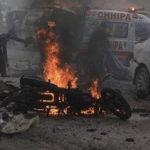 পাকিস্তান-আফগানিস্তান সীমান্তে আত্মঘাতী হামলা, মৃত ৩ পাক আধাসেনা